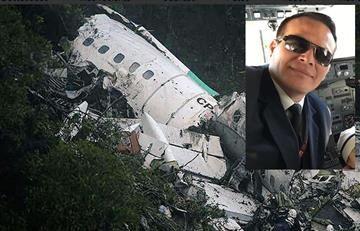 Chapecoense: Piloto Miguel Quiroga tenía orden de arresto