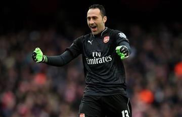 David Ospina logró clasificar con Arsenal a los octavos de Champions
