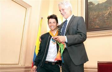 ¿Esteban Chaves y Peñalosa se arreglaron?
