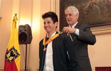 Esteban Chaves le pide un tremendo regalo de navidad a Peñalosa