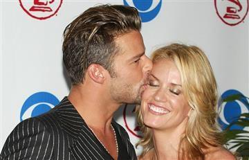 Expareja de Ricky Martin afirma que iban a ser padres