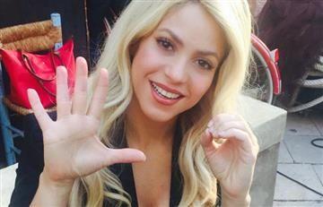 Shakira expandió su fragancia por Chile