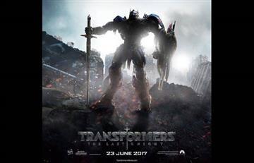 Transformers lanza su trailer 'El último caballero'