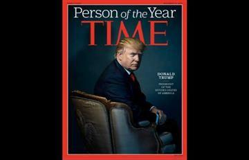 Donald Trump: Revista Time lo elige como personaje del año