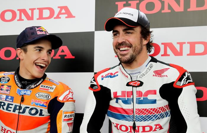 Fernando Alonso quiere conformar un equipo de ciclismo