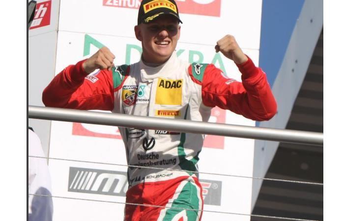 Michael Schumacher: su hijo, cerca de la Fórmula uno