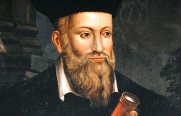Nostradamus y sus predicciones. Foto:Youtube