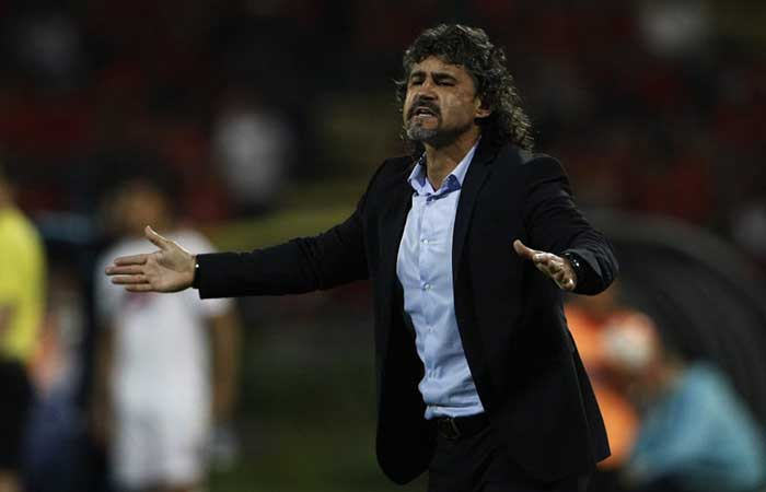 Leonel Álvarez no es más el técnico del Independiente Medellín
