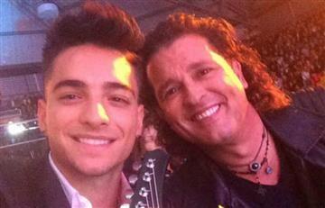 """Carlos Vives: Maluma """" tiene canciones muy perversas y líricas muy pobres"""""""