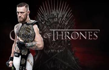 Conor McGregor pasa de la UFC a... Juego de Tronos