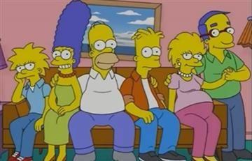 Los Simpson y sus profecías para el 2017