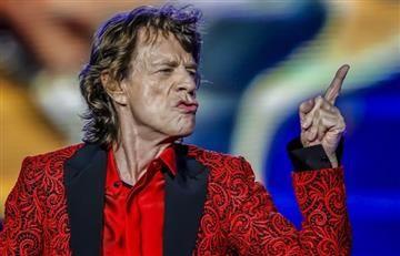 Mick Jagger le da la bienvenida a su octavo hijo