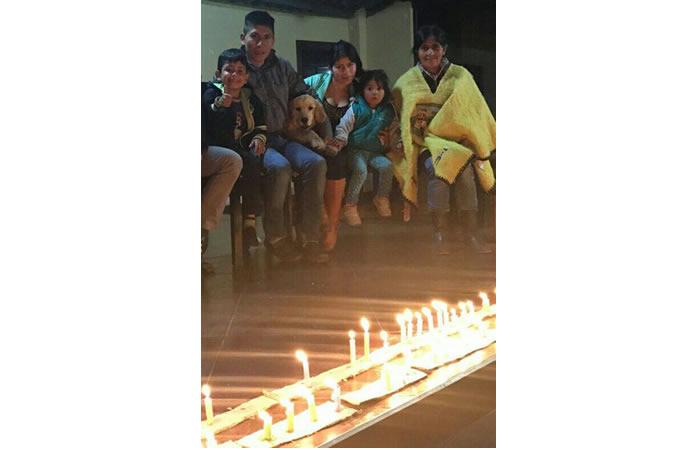 Nairo Quintana puso una foto de día de las velitas y se hizo viral ¿por qué?