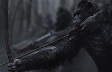 Planeta de los simios: Trailer de la tercer película