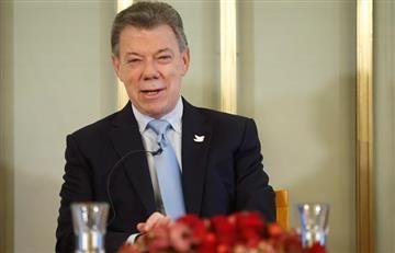 Santos celebrará el Nobel de Paz al lado de Juanes y Sting