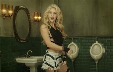 Shakira celebra las 100 millones de visitas de 'El Chantaje'