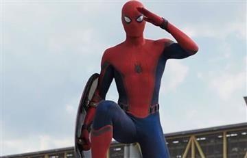 'Spider-Man: Homecoming' lanza el primer trailer