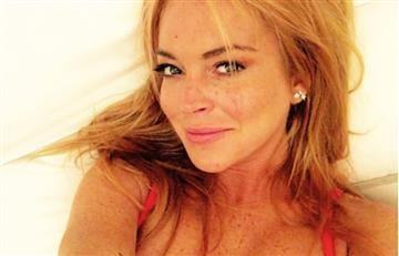 Instagram: Lindsay Lohan se desnuda para mostrar el paso de los años