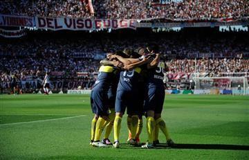 Boca gana uno de los mejores superclásicos de la historia