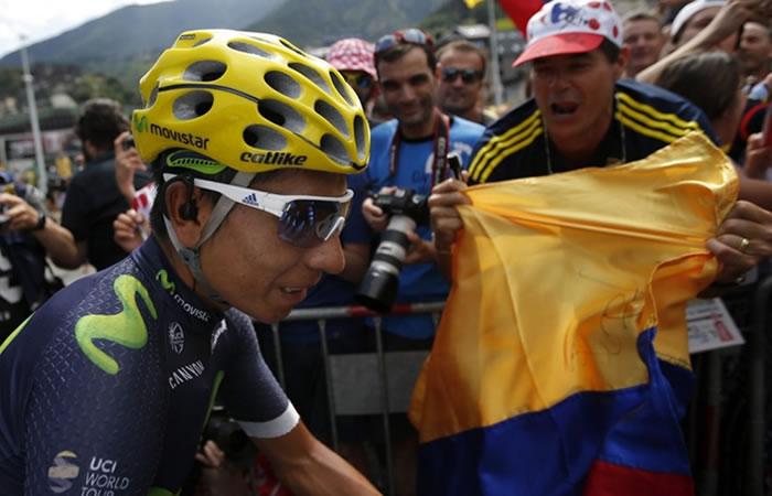 El ciclismo colombiano cierra el año con un formidable dato