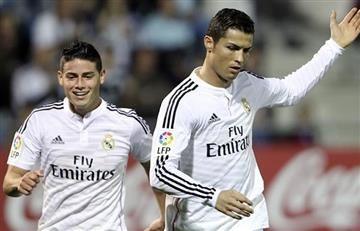 James Rodríguez ya conoce a su rival