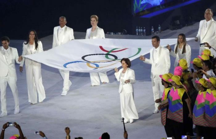 Deportistas olímpicos a favor de exclusión de dopados de los JJOO