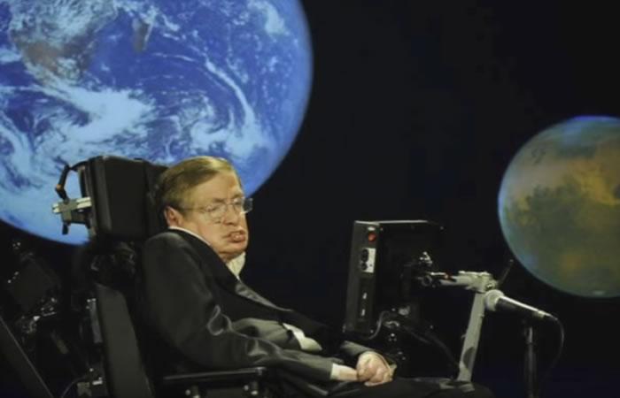 NASA y Stephen Hawking desarrollan juntos una nanonave. Foto:Youtube