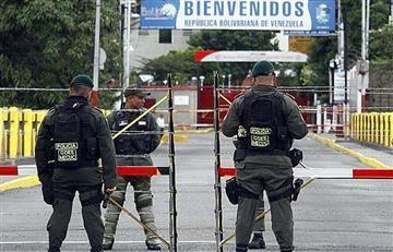 Cerraron la frontera entre Colombia y Venezuela
