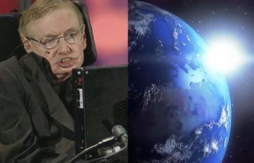 """Stephen Hawking: """"Este es el momento más peligroso para nuestro planeta"""""""
