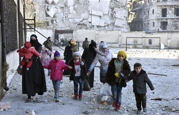 Siria: Unicef alerta por muerte de niños en Alepo