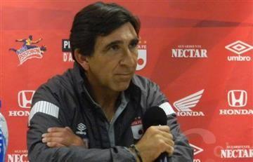 """DT de Santa Fe: """"Al Tolima uno no se lo quiere encontrar"""""""