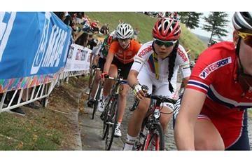 La ciclista colombiana que representará al país en Europa