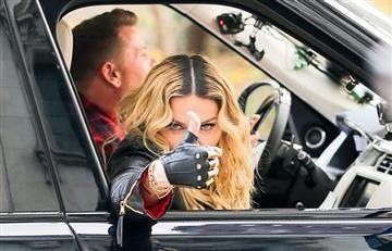 Madonna hace gran revelación en el show de James Corden