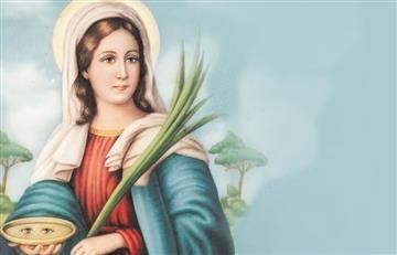 Oración de Santa Lucía para obtener un gran favor