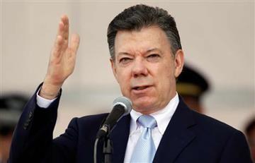 Santos se opone al referendo que prohíbe adopción gay