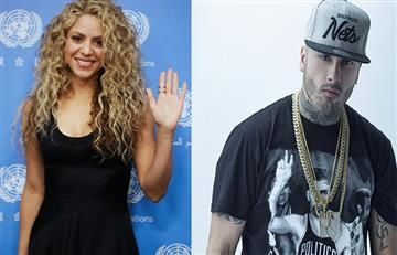 Shakira ahora se contagiará del reggaetón de Nicky Jam