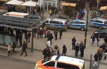 Alemania: Tiroteo en Malburgo deja dos muertos