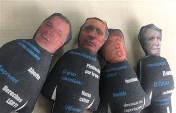 Año viejo de Uribe y Ordóñez ya están a la venta