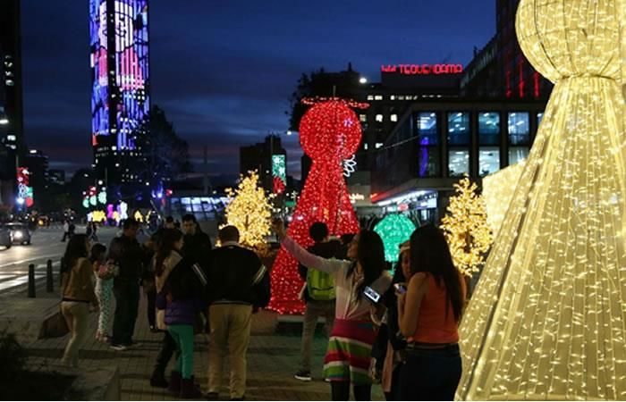 Bogotá se alista para las novenas navideñas