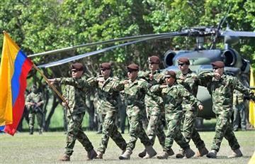 Militares condenados podrán reintegrarse a la Fuerza Pública