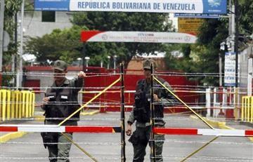 Ampliaron el cierre de la frontera entre Colombia y Venezuela