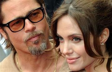 Brad Pitt deprimido en esta navidad tras divorcio de Angelina Jolie