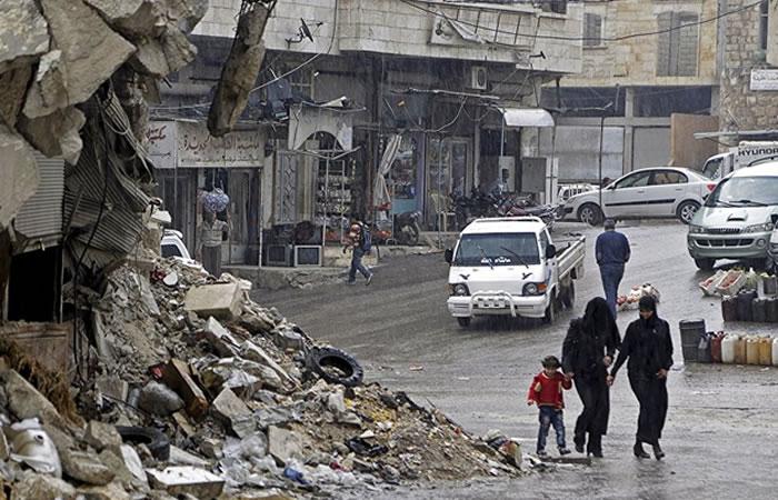 Damasco: Atentado suicida perpetrado por una niña