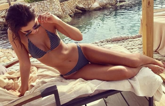 Instagram: Paulina Vega vuelve otra vez con una sensual foto