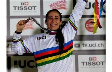 Mariana Pajón envía un enfático mensaje a Colombia