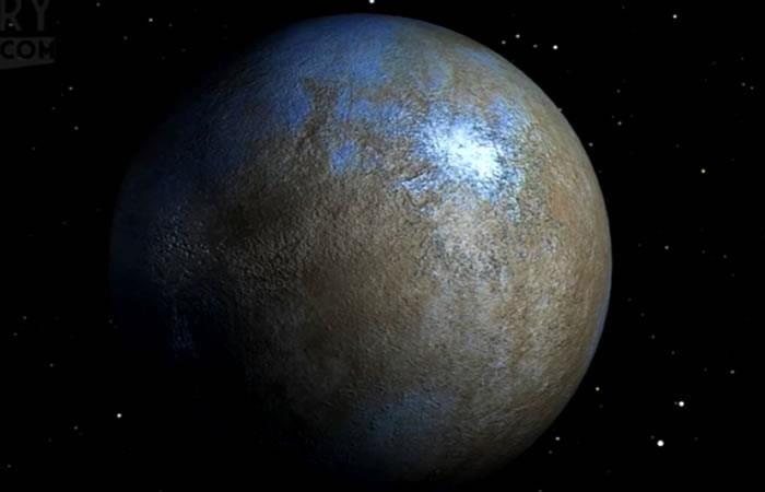 Planeta enano Ceres podría albergar vida