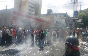 Venezuela: Disturbios y saqueos por falta de dinero