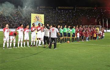 Árbitro Fifa para la final entre Santa Fe y Tolima