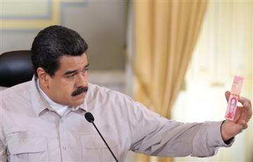 Nicolás Maduro dio fecha para llegada de nuevos billetes a Venezuela
