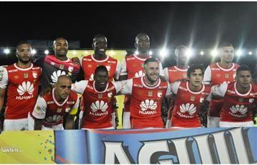 Santa Fe se corona campeón de la Liga Colombiana